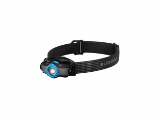 LED LENSER ČELOVKA MH5 BLUE