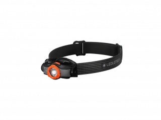 LED LENSER ČELOVKA MH5 ORANGE