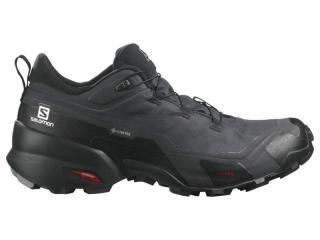 SALOMON OBUV CROSS HIKE GTX PHANTM/BLACK/MONUMEN