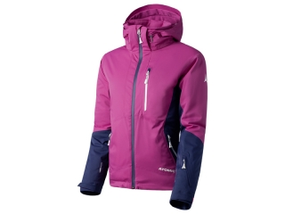 ATOMIC BUNDA W ALPS JACKET FUCHSIA