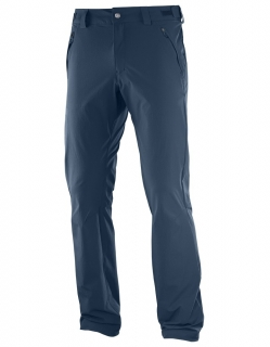 SALOMON WAYFARER PANT BLUE