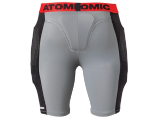 ATOMIC CHRÁNIČ  LIVE SHIELD SHORTS GREYBLACK