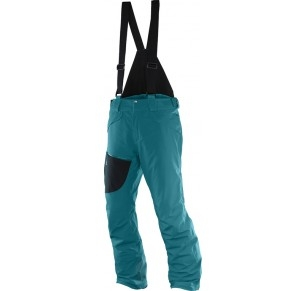 SALOMON NOHAVICE CHILL OUT BIB BLUE STEEL
