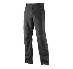 SALOMON ELEMENTAL AD ZIP-OFF PANT BLK