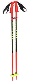 LEKI RACING KIDS NEON RED
