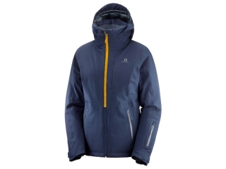 SALOMON BUNDA STORMRACE JKT W NIGHT SKY