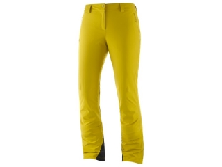 SALOMON ICEMANIA PANT W GOLDEN PALM