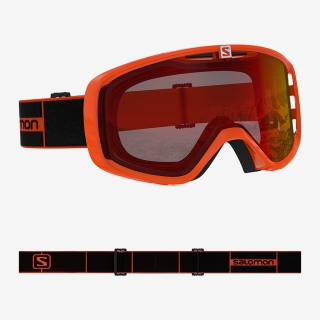SALOMON AKSIUM FLAME ORANGE