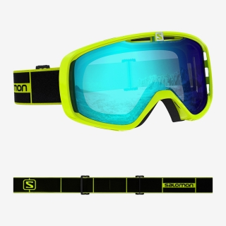 SALOMON AKSIUM NEON YELLOW