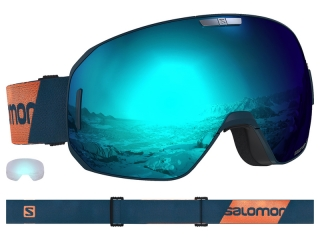 SALOMON SMAX MORROCAN BLUESOLAR BLUE