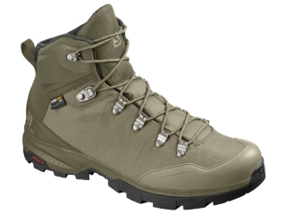 SALOMON OUTBACK 500 GTX BURNT OLIVMERM