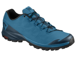 SALOMON OUTPATH FJORD BLUE