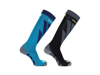 SALOMON PONOŽKY SACCESS 2-PACK HAWAIIAN SURFBK