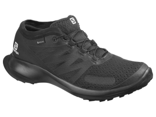 SALOMON SENSE FLOW GTX BLACKBLACKBLACK