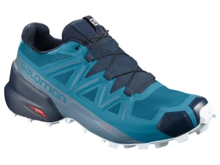 SALOMON SPEEDCROSS 5 FJORD BLUENAVY BLAZE