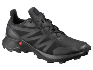 SALOMON SUPERCROSS BLACK