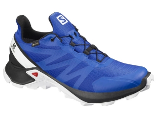SALOMON SUPERCROSS GTX LAPIS BLUE