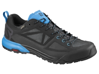 SALOMON OBUV X ALP SPRY GTX NIGHT SKYGYINDIGO