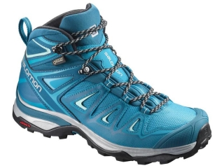 SALOMON X ULTRA 3 MID W GTX BLUE