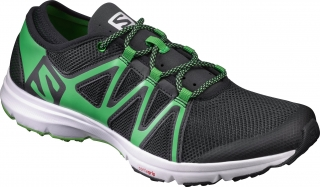 SALOMON CROSSAMPHIBIAN SWIFT BLKGREEN