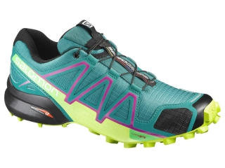SALOMON SPEEDCROSS 4 W DEEP PEALIME