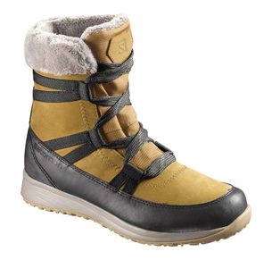 SALOMON HEIKA LTR CS WP W CAMEL GOLD