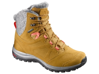 SALOMON ELLIPSE WINTER GTX W LTR GREYGOLD