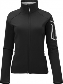 SALOMON  BUNDA 360 JACKET W BLACK
