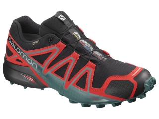 SALOMON SPEEDCROSS 4 GTX BKHIGH RISKMEDI