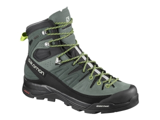 SALOMON X ALP HIGH LTR GTX GREEN