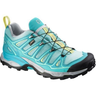 SALOMON X ULTRA 2 GTX W BUBBLE BLUETEAL BL